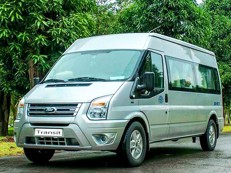 Ford Transit (16-seater)